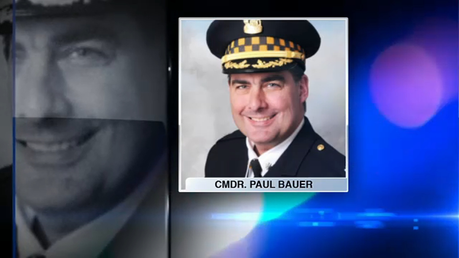 CPD Cmdr. Paul Bauer memorialized 2 years after fatal shooting near Thompson Center