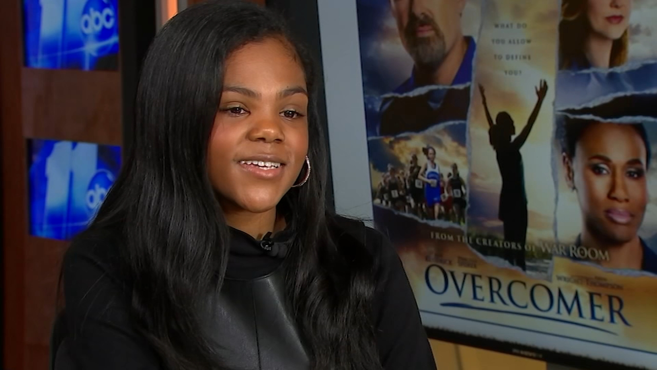 Sanford Teens Featured In Hit Christian Based Film Overcomer Abc11 Raleigh Durham