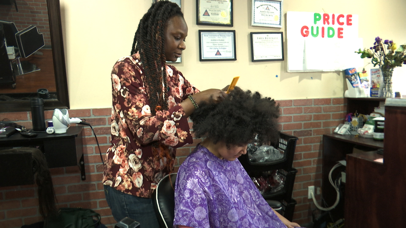 Long Island Braiding Salon Offers Customers Authentic African Hair Styles For More Than 20 Years Abc11 Raleigh Durham