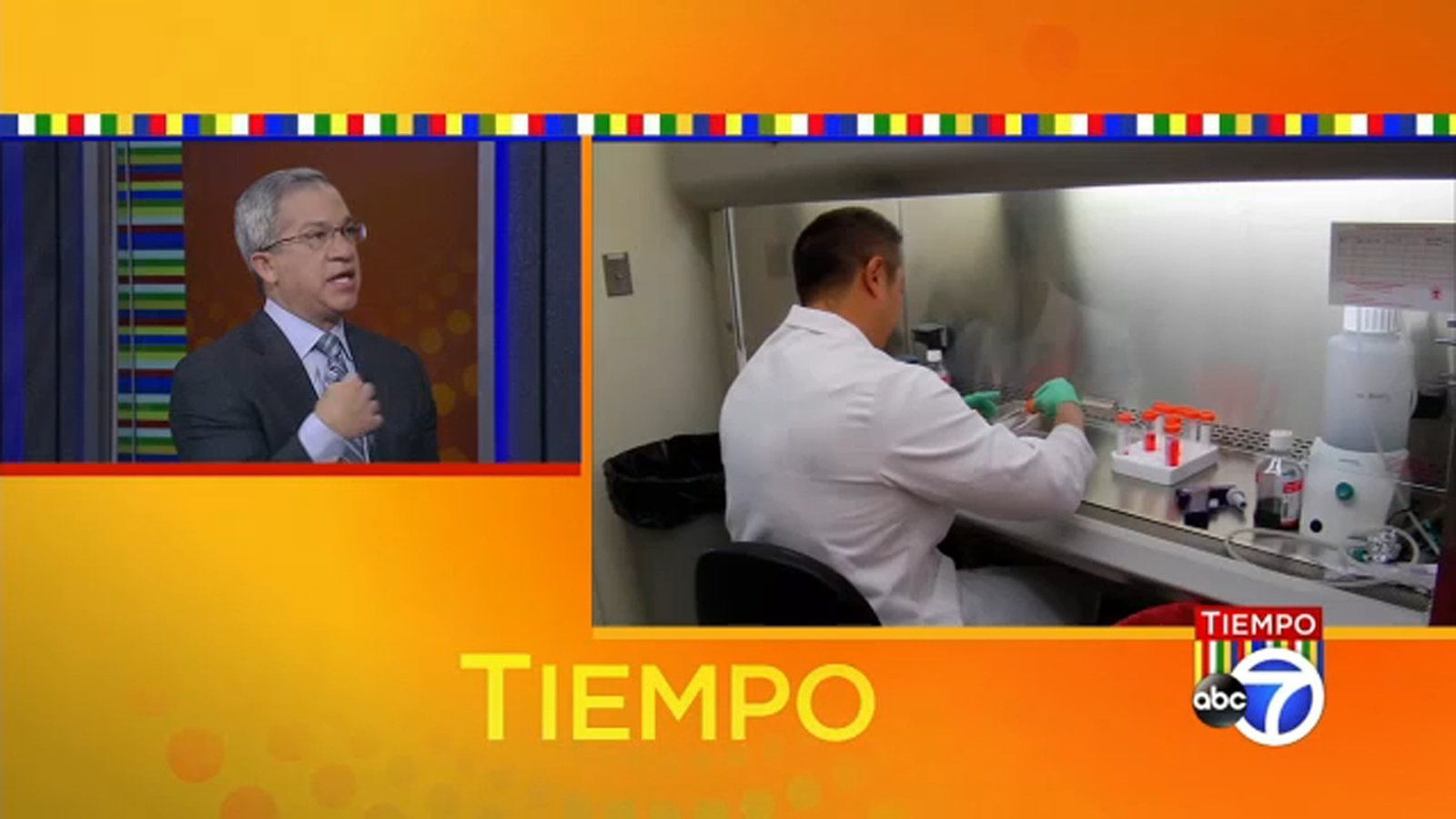 Tiempo: STEM and dentistry-related careers for Latinos