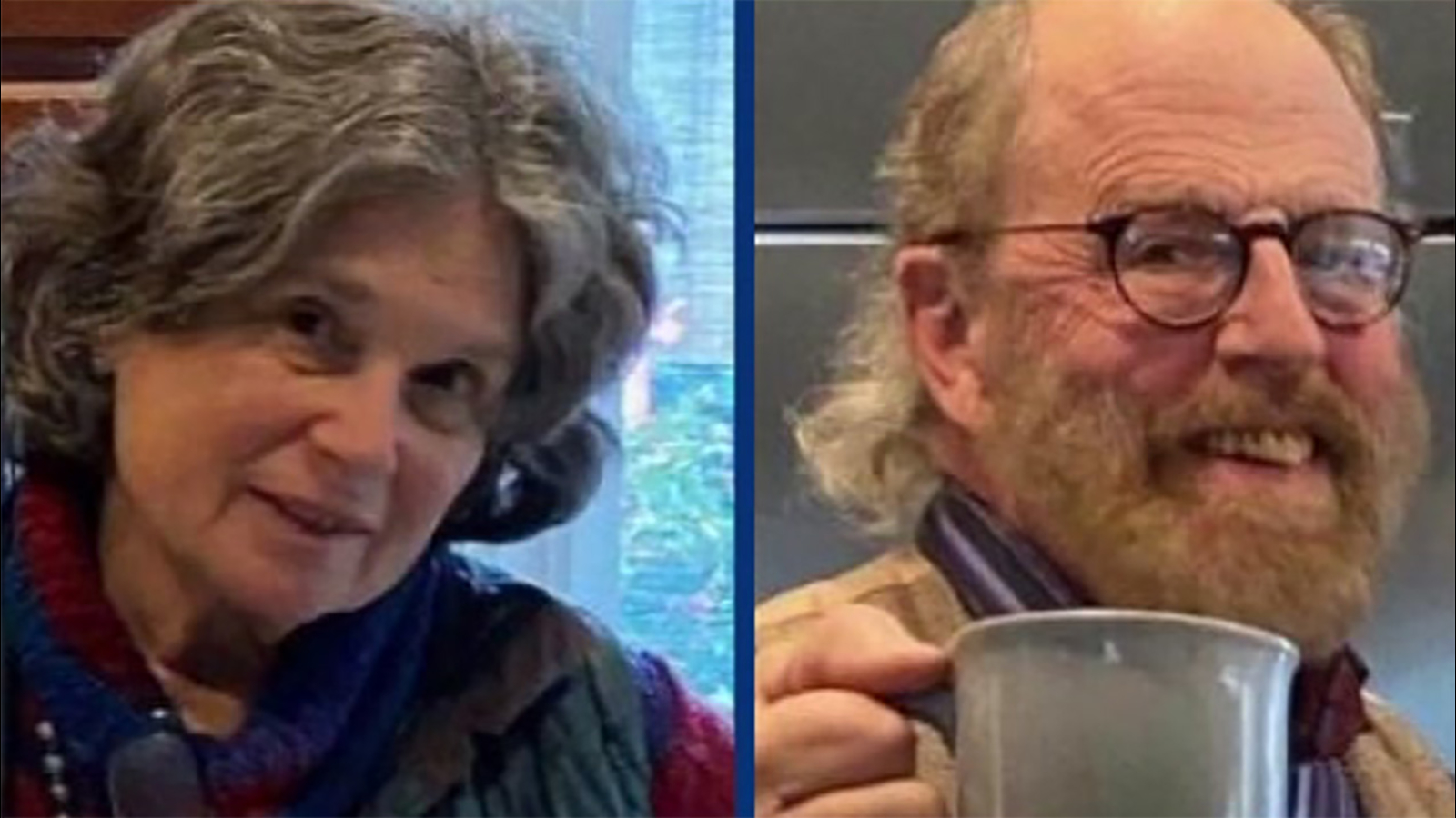 Search expands for missing couple in Marin County