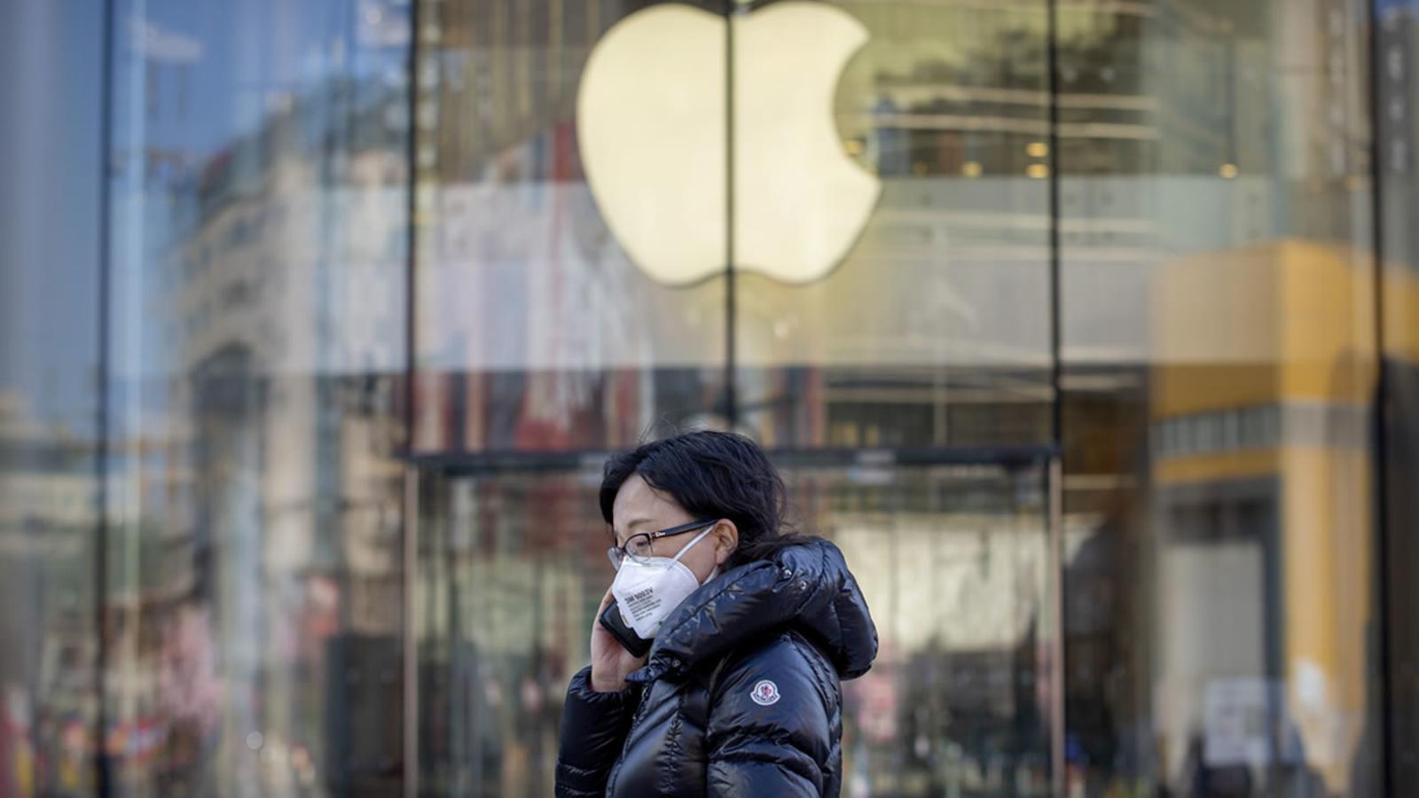 Coronavirus: Apple warns China virus will cut iPhone production, sales