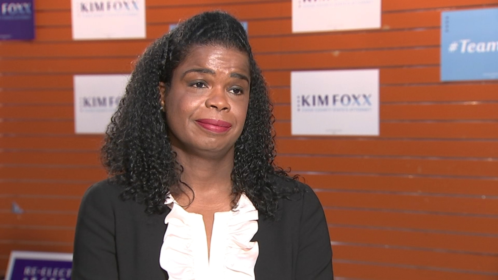 Kim Foxx says Jussie Smollett case shouldn't define her record as Cook County State's Attorney