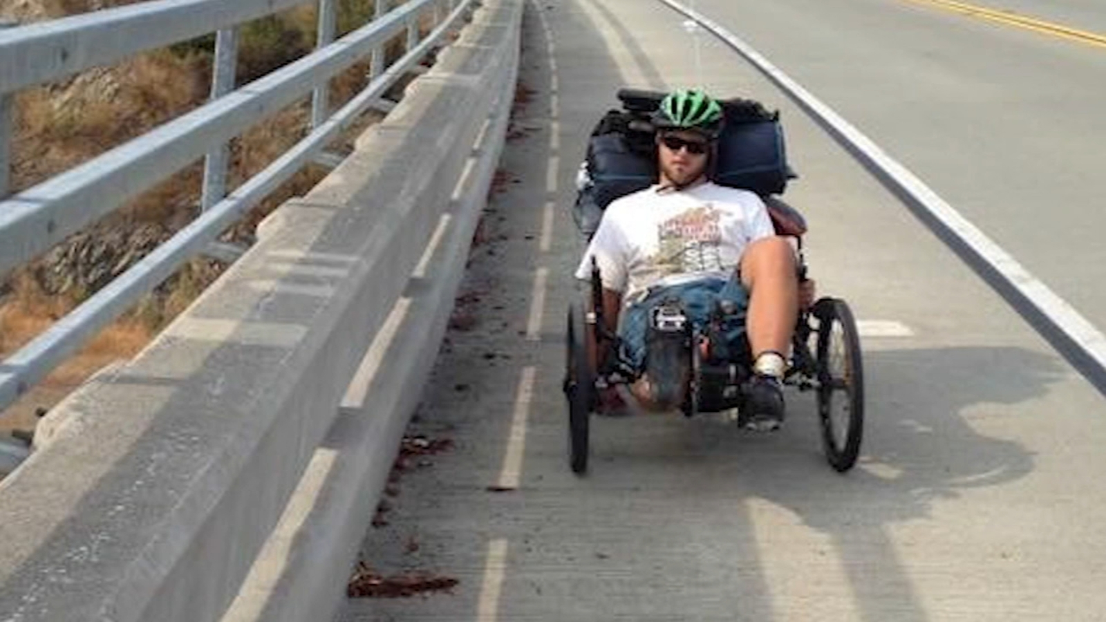 Man with autism has specially-designed trike stolen while buying medicine for fiancé in SE Fresno