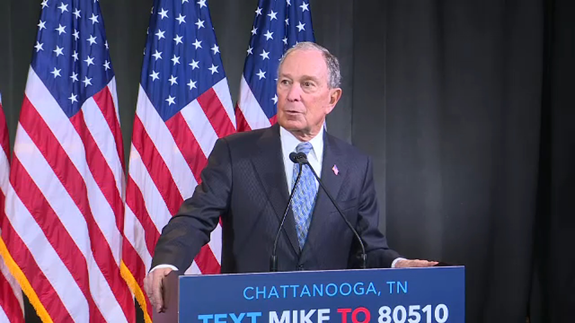 Coronavirus New York City Michael Bloomberg Pledges 40m To Fight Covid 19 In Low Income Areas Abc7 New York