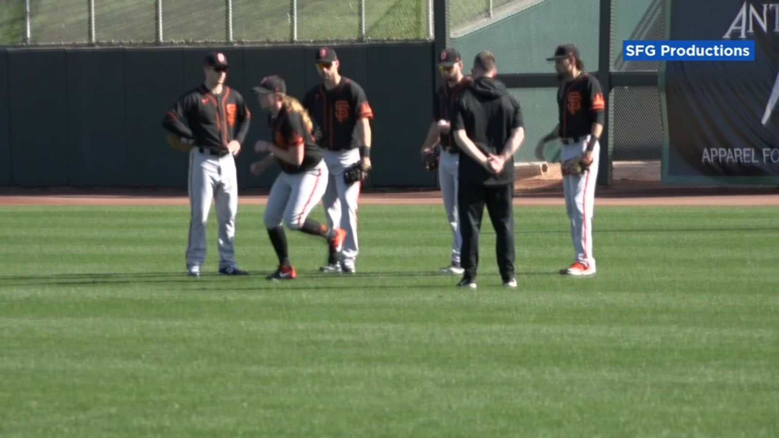 Spring Training 2020: San Francisco Giants, Oakland A's hold second full-squad workouts