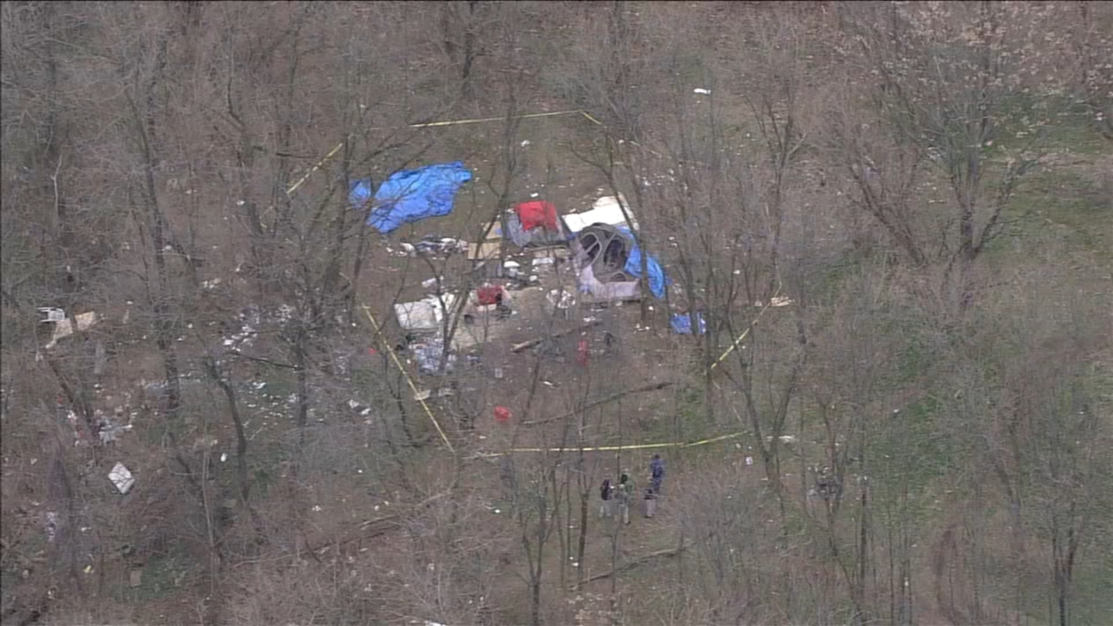 4 People Found Dead In Tent In Delaware S Stanton Woods State