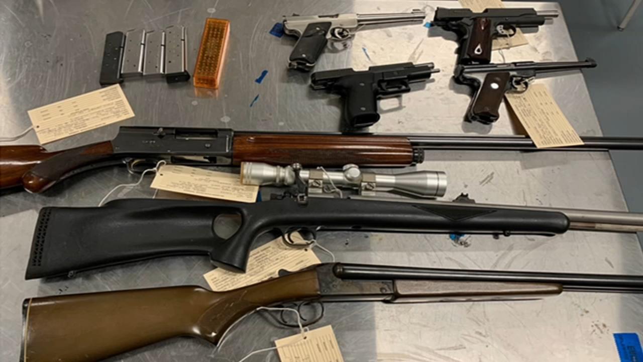2 arrested on drug, gun charges after investigation in Delaware