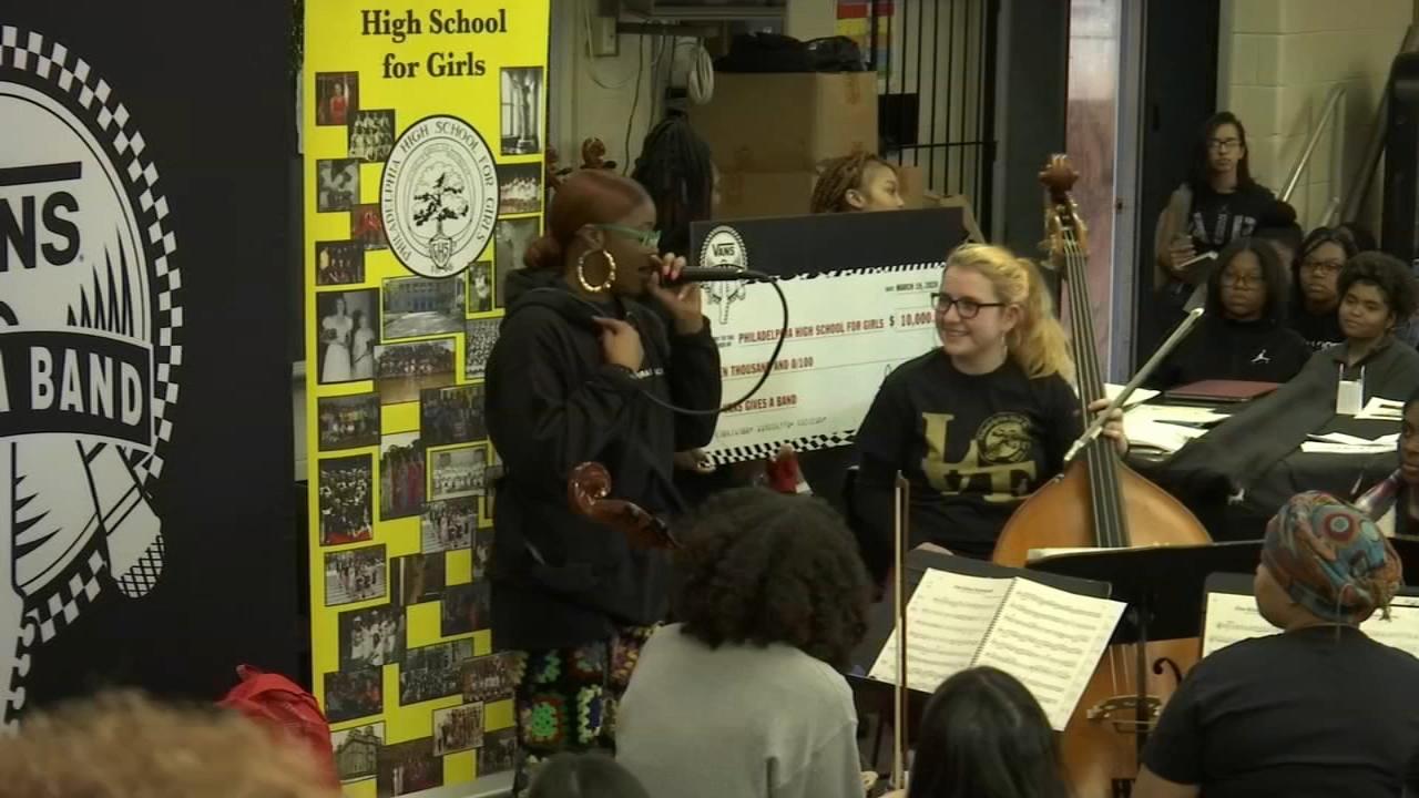 Vans, Philadelphia rapper Tierra Whack donate $100K to help school music programs