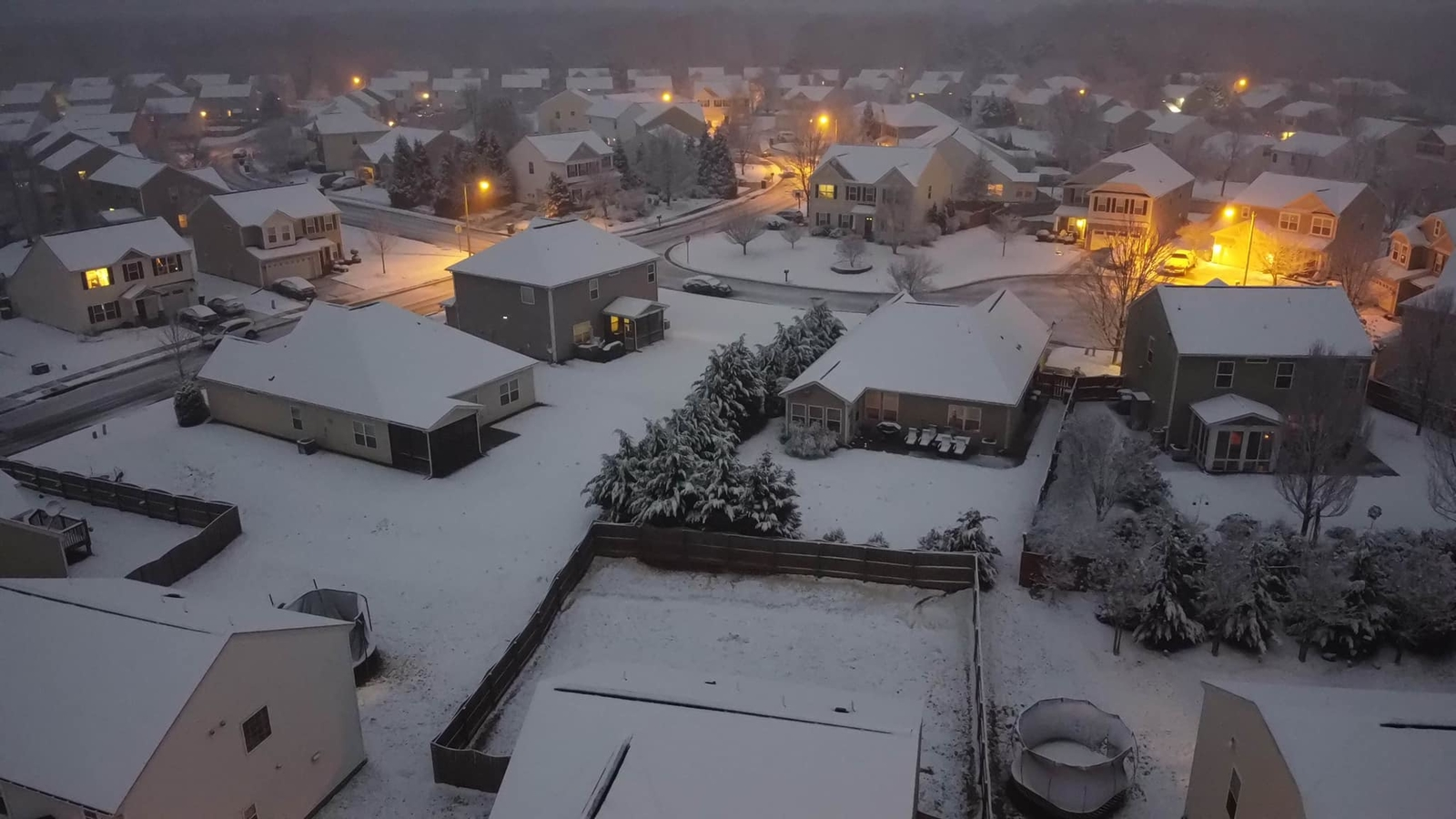 NC weather: Snow forecast brings Winter Storm Warning to parts of North Carolina 1