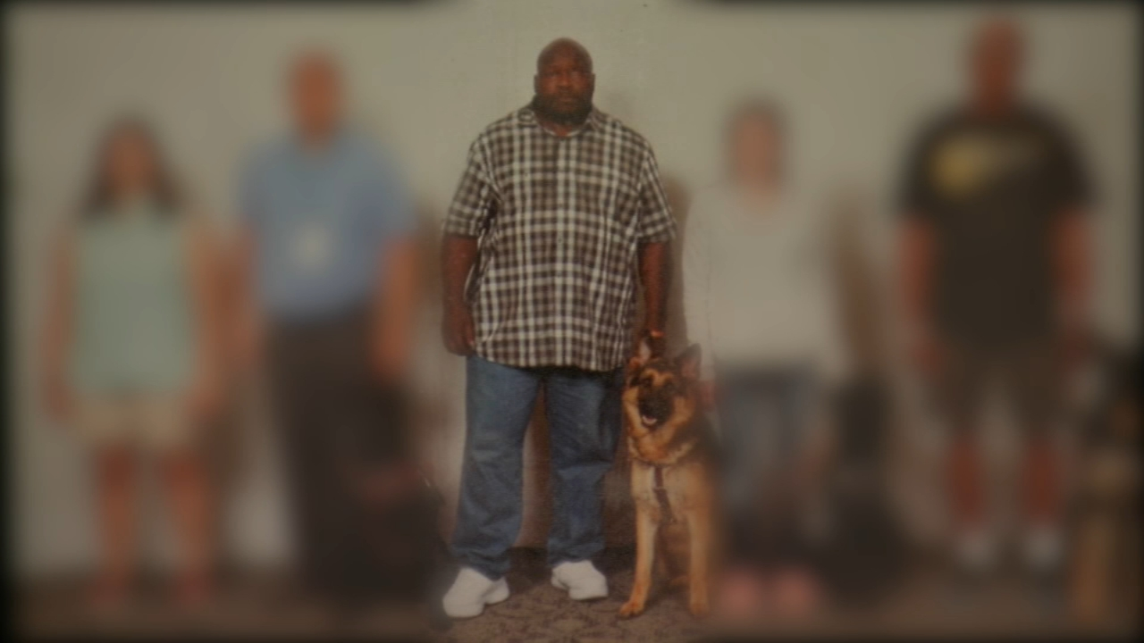 Blind man pleads for return of guide dog stolen from backyard: 'He's a good boy'
