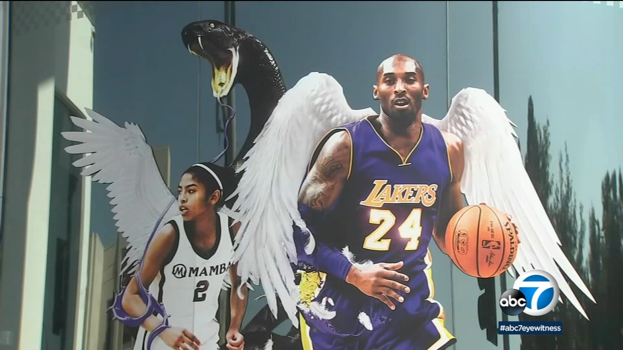 Kobe and Gianna Bryant memorial: Public urged to stay away from Staples if they don't have tickets