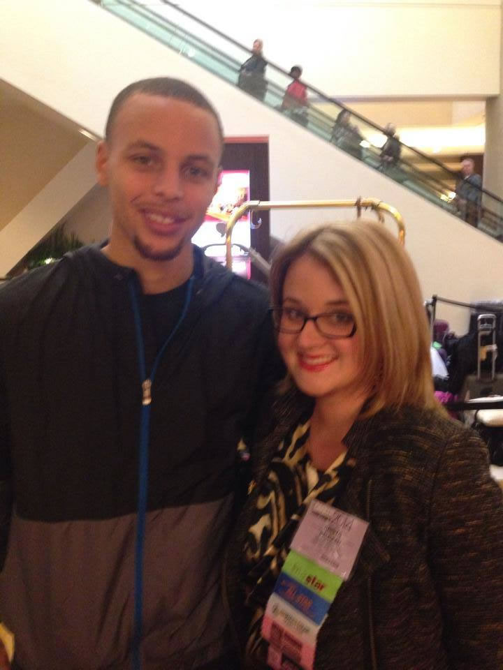 <div class='meta'><div class='origin-logo' data-origin='none'></div><span class='caption-text' data-credit='Photo submitted by Krista/Facebook'>Golden State Warriors fan Krista took this picture with Dubs star Steph Curry. Send your fan photos to uReport@kgo-tv.com!</span></div>