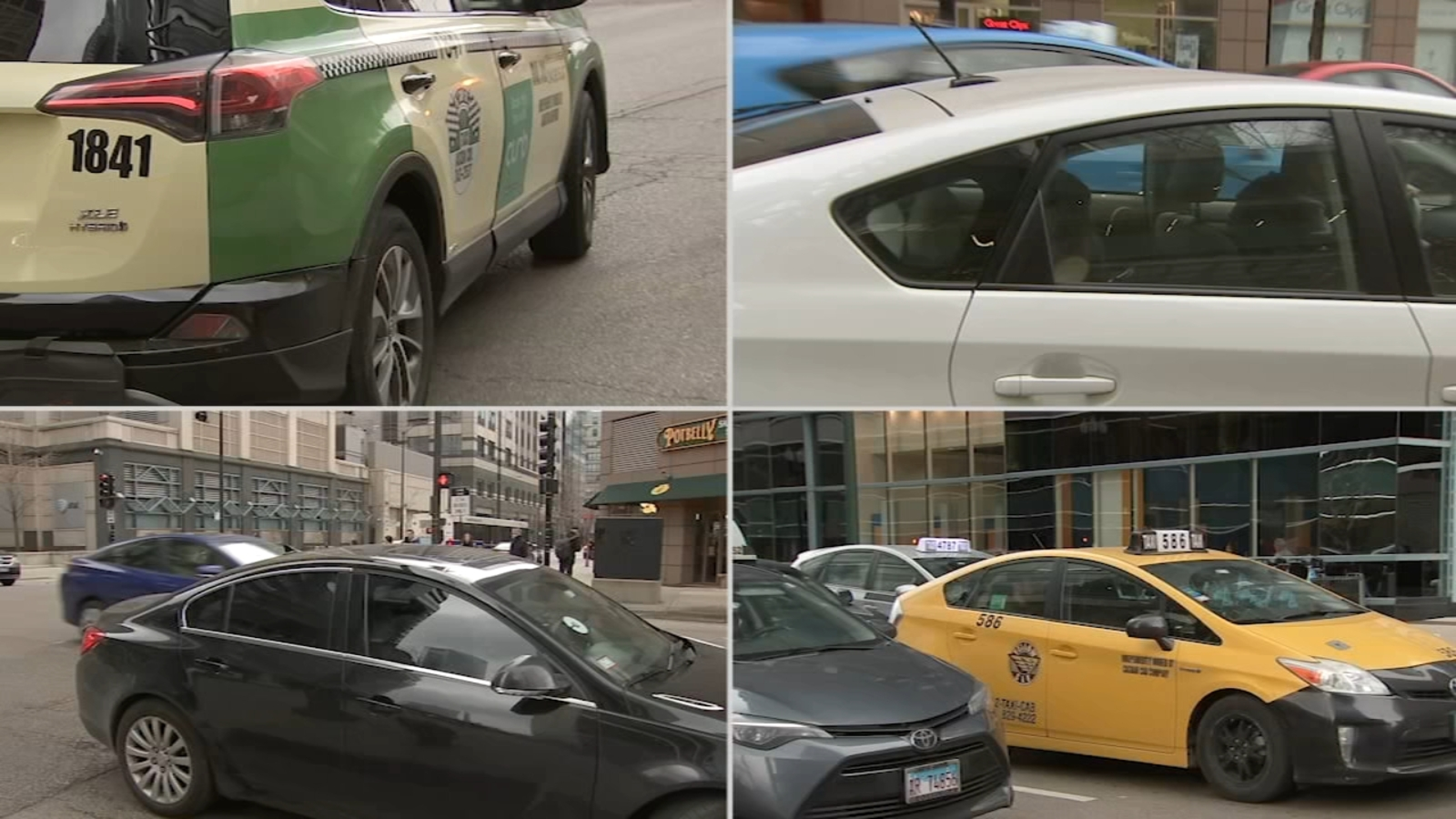 Chicago rideshare tax: Which is cheaper, Uber, Lyft or taxi?
