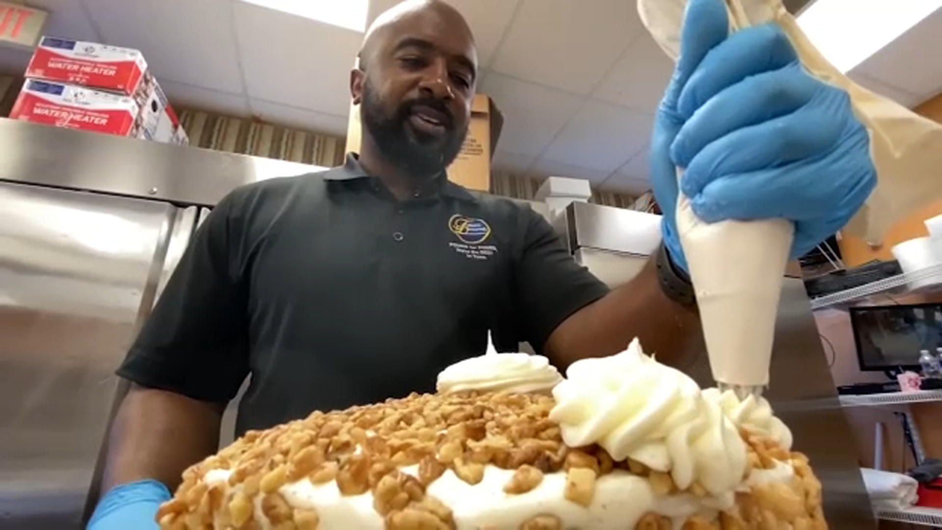 'It's my duty to be beacon of hope': Durham chef turns his second chance into an opportunity for others