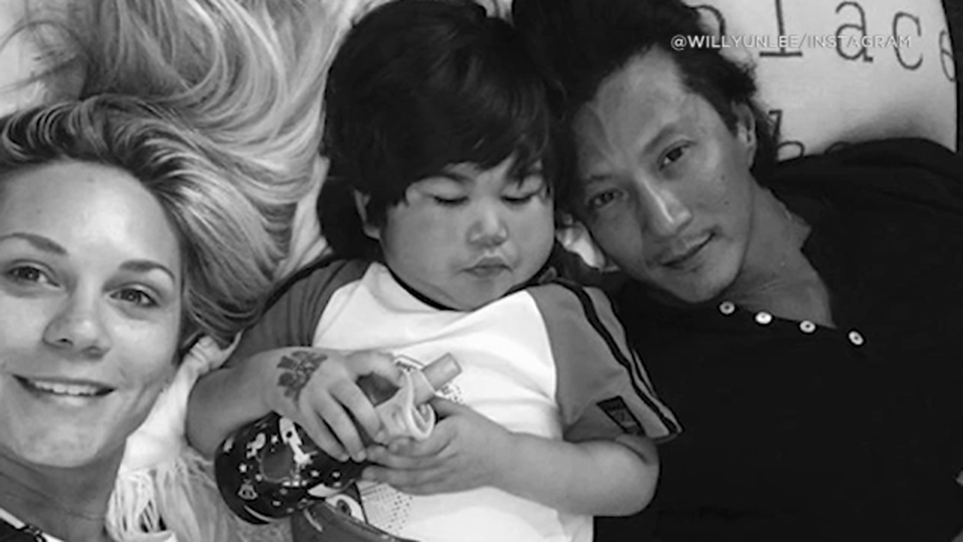 'The Good Doctor' actor Will Yun Lee's opens up about young son's rare condition Moyamoya disease