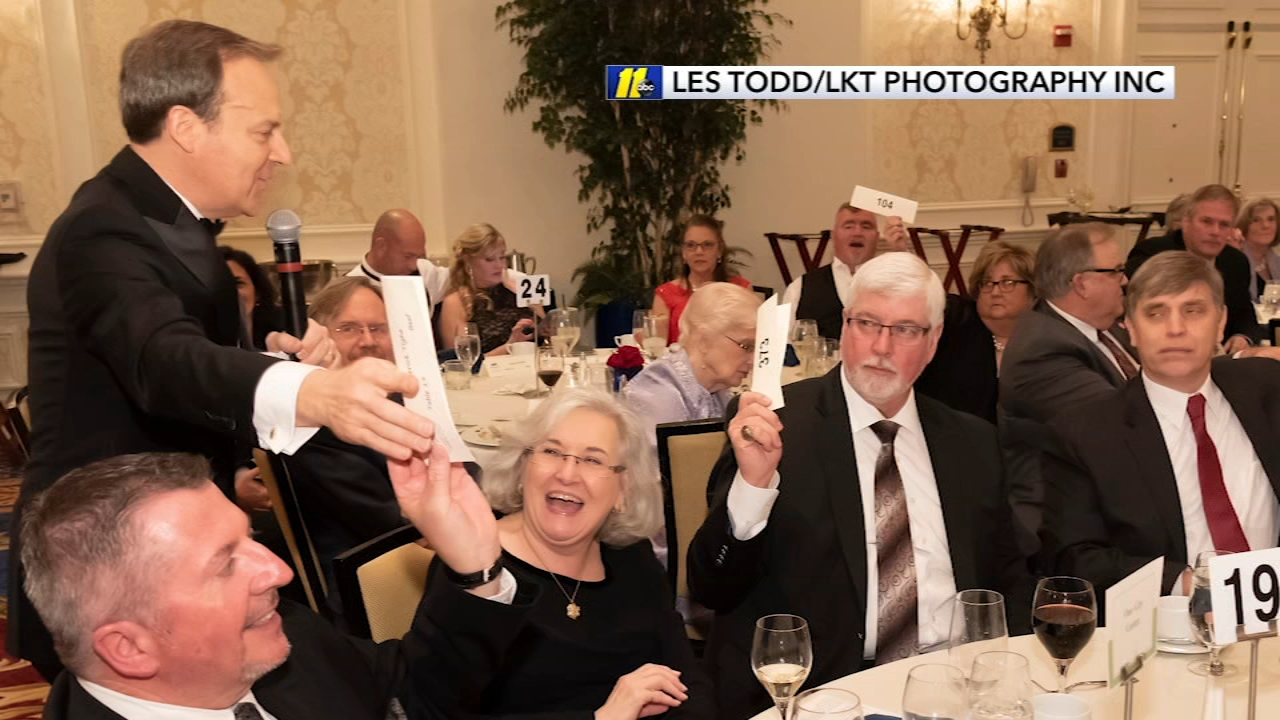 Feed the Need gala raises $100,000 for Meals on Wheels Durham