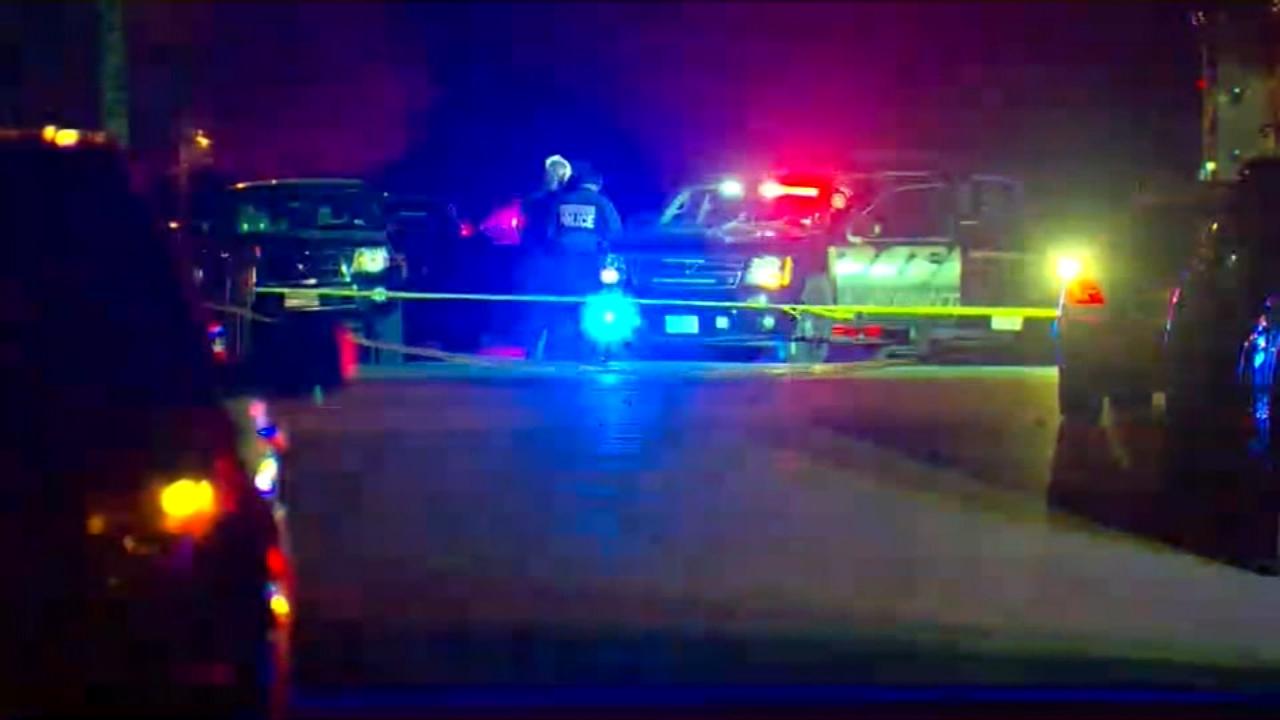 2 Texas Police Officers Shot While Responding to Break-in, Gunman Killed