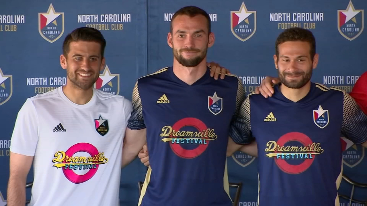 North Carolina FC partners with J.Cole's Dreamville Festival for new uniforms