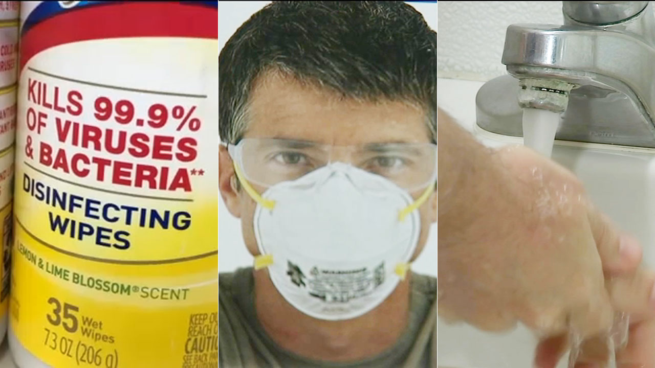 Coronavirus: From hand-washing to wearing masks, here's how to protect yourself