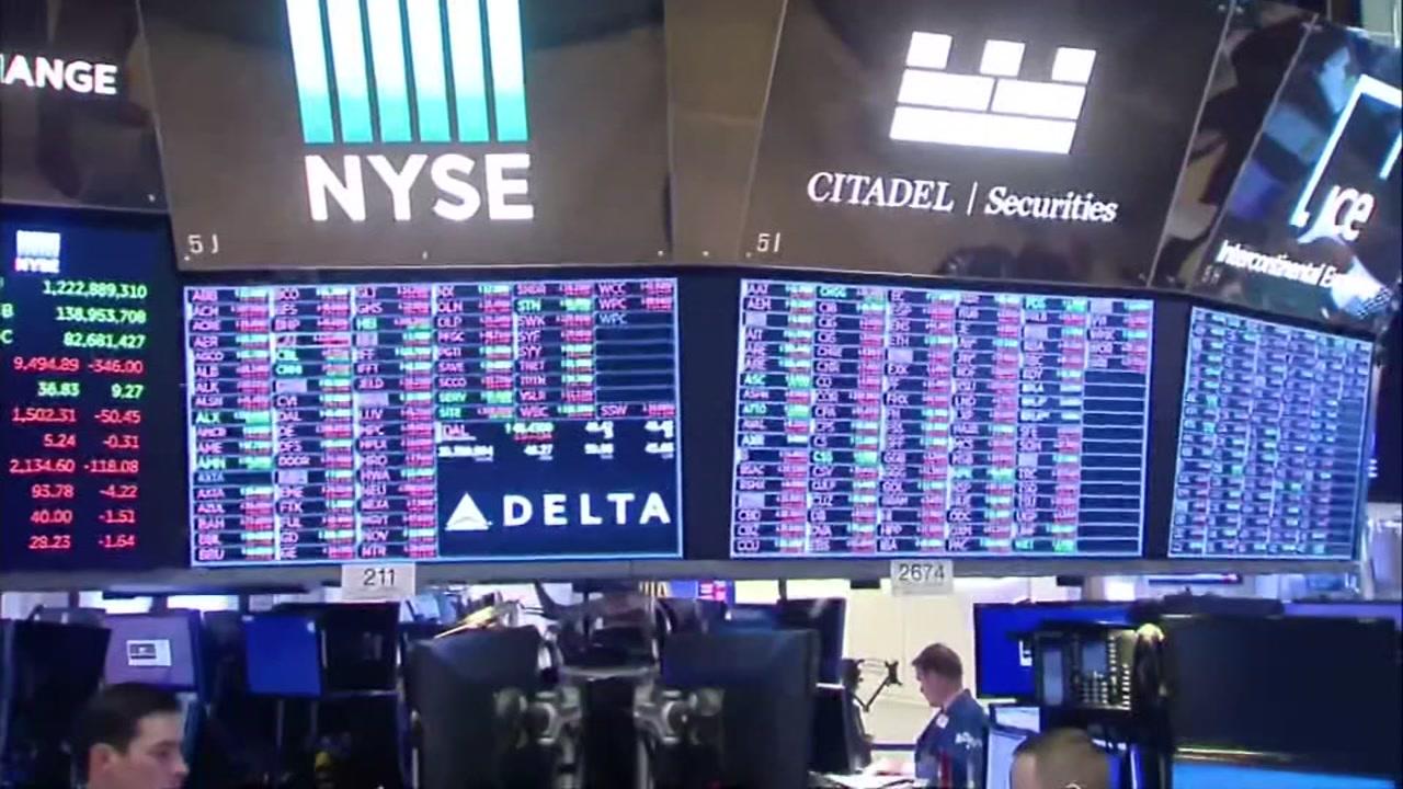 Coronavirus concerns: Dow falls nearly 1,200 points, stock market dives amid COVID-19 fears