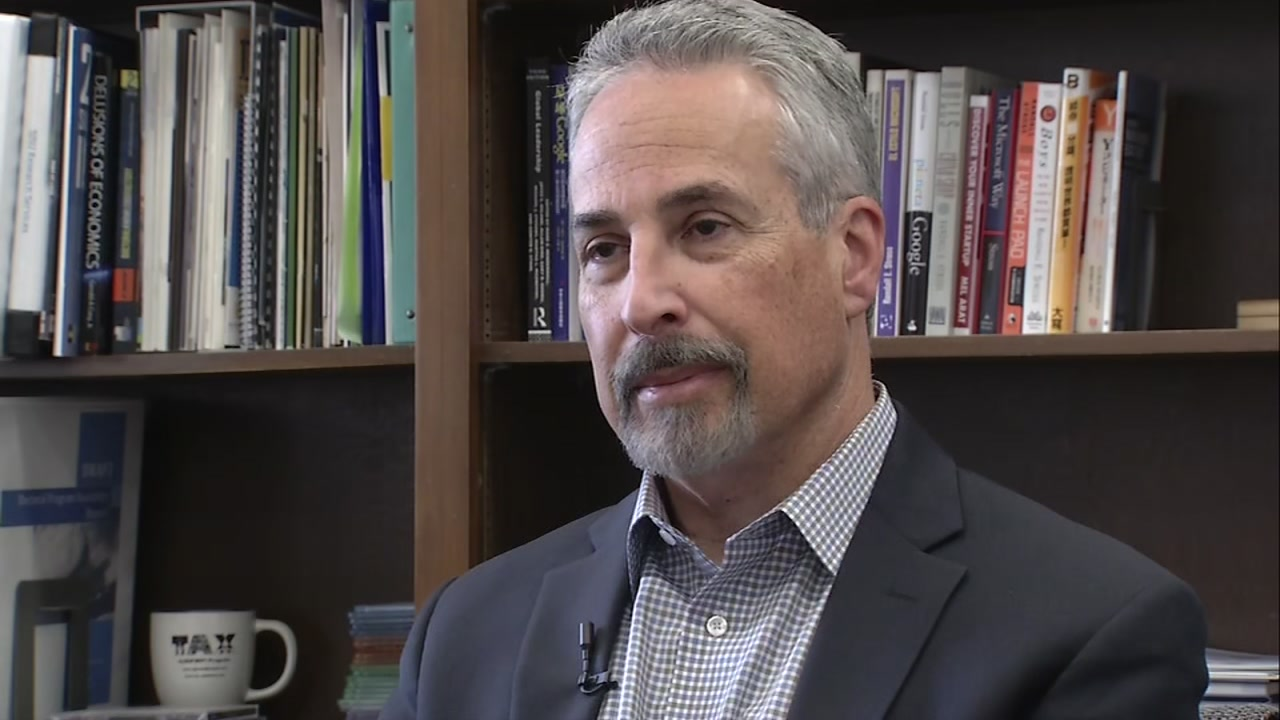 Coronavirus economic impact: SJSU Business School dean shares insight on plummeting stock market