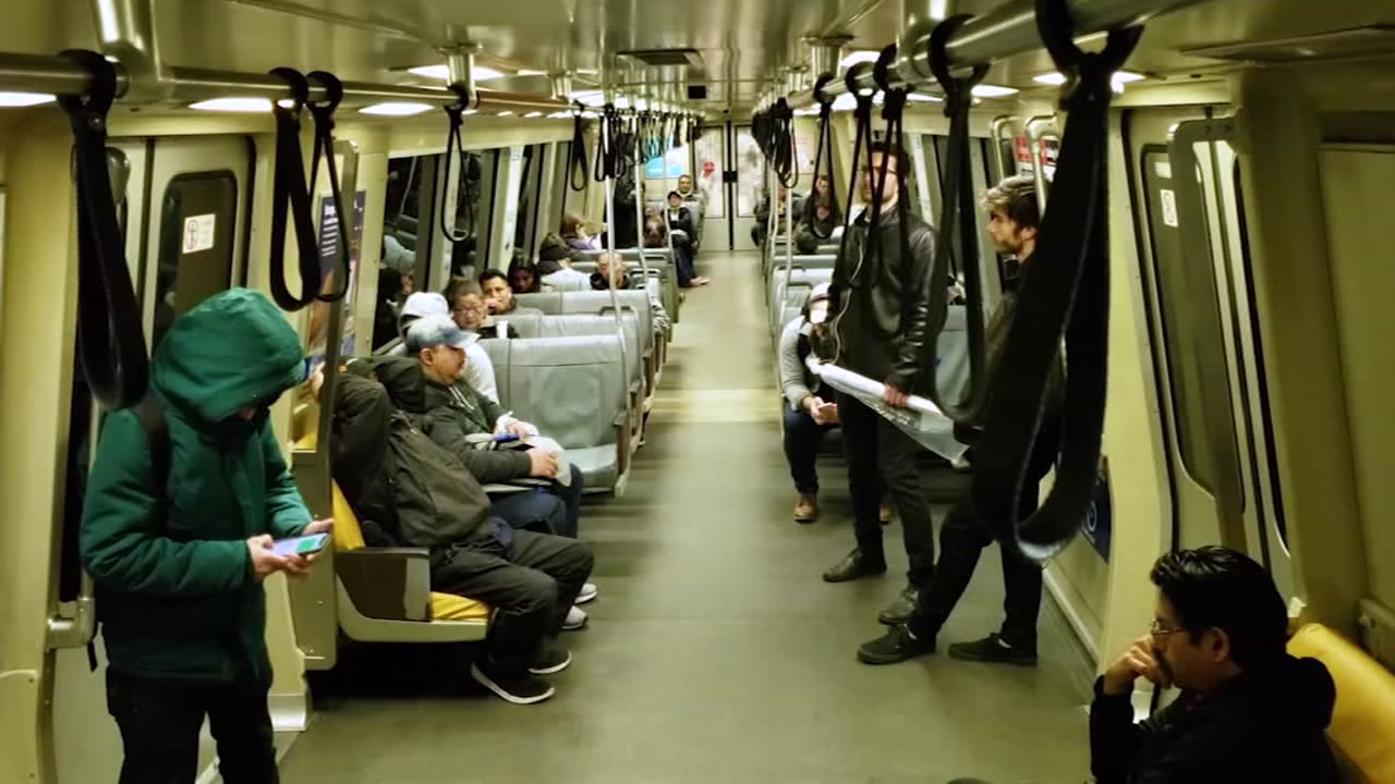 Coronavirus: What BART, Muni, Bay Area public transit are doing amid COVID-19 fears