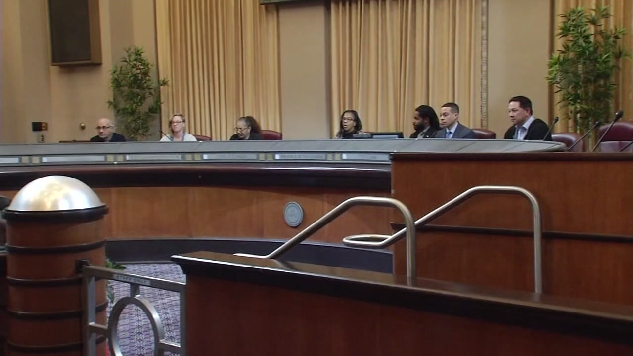 Oakland Police commission hold first meeting since firing Chief Anne Kirkpatrick