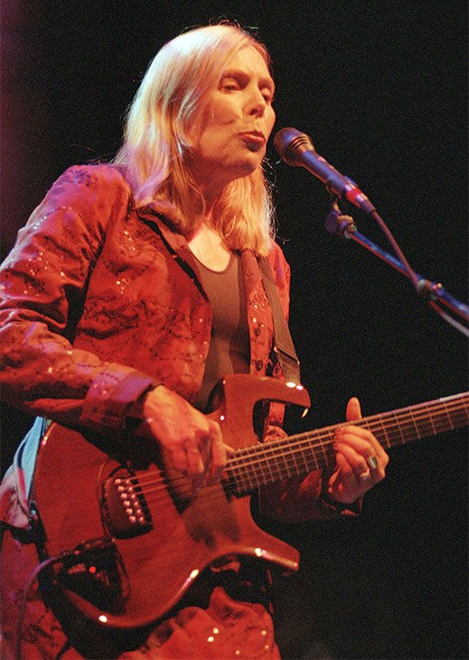 """<div class=""""meta image-caption""""><div class=""""origin-logo origin-image none""""><span>none</span></div><span class=""""caption-text"""">May 1998: Joni Mitchell performs at Pauley Pavilion in Los Angeles. (AP)</span></div>"""