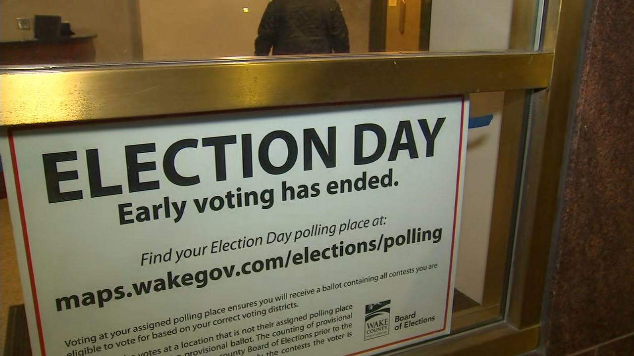Early in-person voting for North Carolina primary expected to exceed 2016 numbers