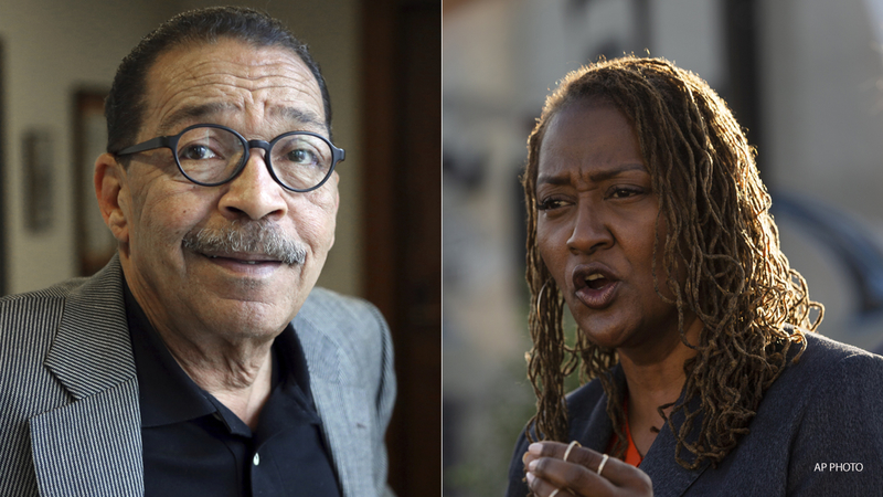 Former La City Council President Herb Wesson Holly Mitchell Appear Headed For Runoff In Race For La County S 2nd Supervisor District Abc7 Los Angeles