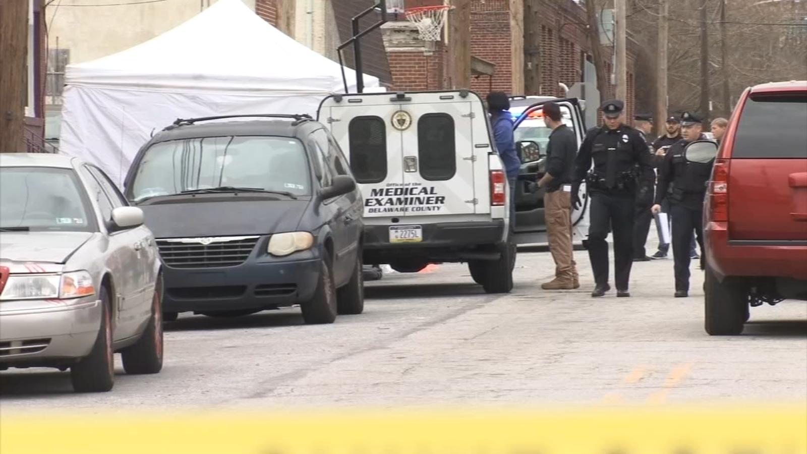 Quadruple shooting leaves 2 teens dead in Chester, Pennsylvania ...