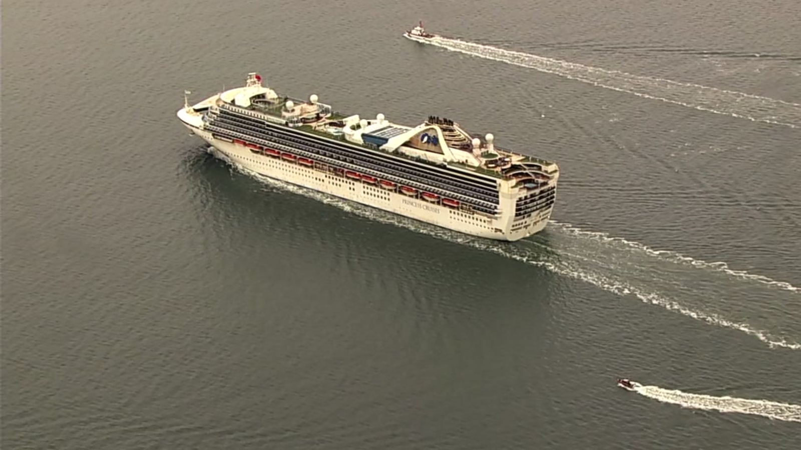Live coronavirus updates: 2 Grand Princess cruise ship passengers in quarantine die at CA air base