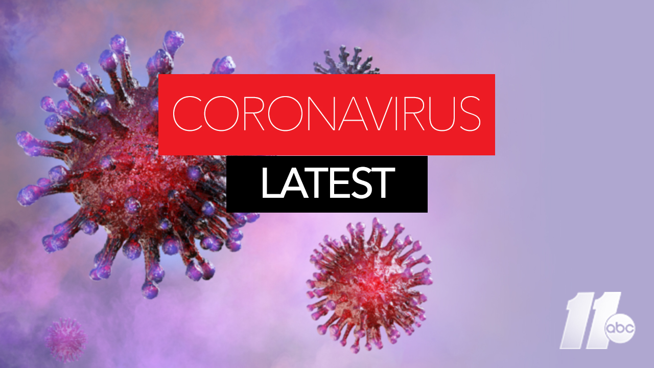 Coronavirus latest: North Carolina health officials update official COVID-19 case count to 184