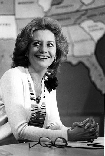 """<div class=""""meta image-caption""""><div class=""""origin-logo origin-image """"><span></span></div><span class=""""caption-text"""">Barbara Walters appears as co-host on NBC's Today Show in 1976. During the show, Walters announced she has accepted an ABC offer to become the rival networks' evening anchorwoman. (AP Photo/ XCB)</span></div>"""