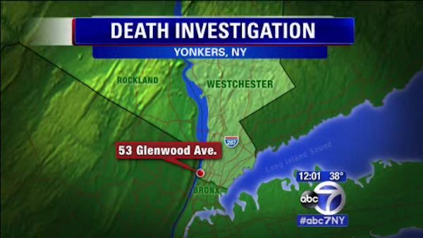 yonkers naked stabbing death