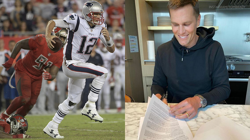 Former New England Patriots Quarterback Tom Brady Signs With Tampa Bay Buccaneers Abc7 San Francisco
