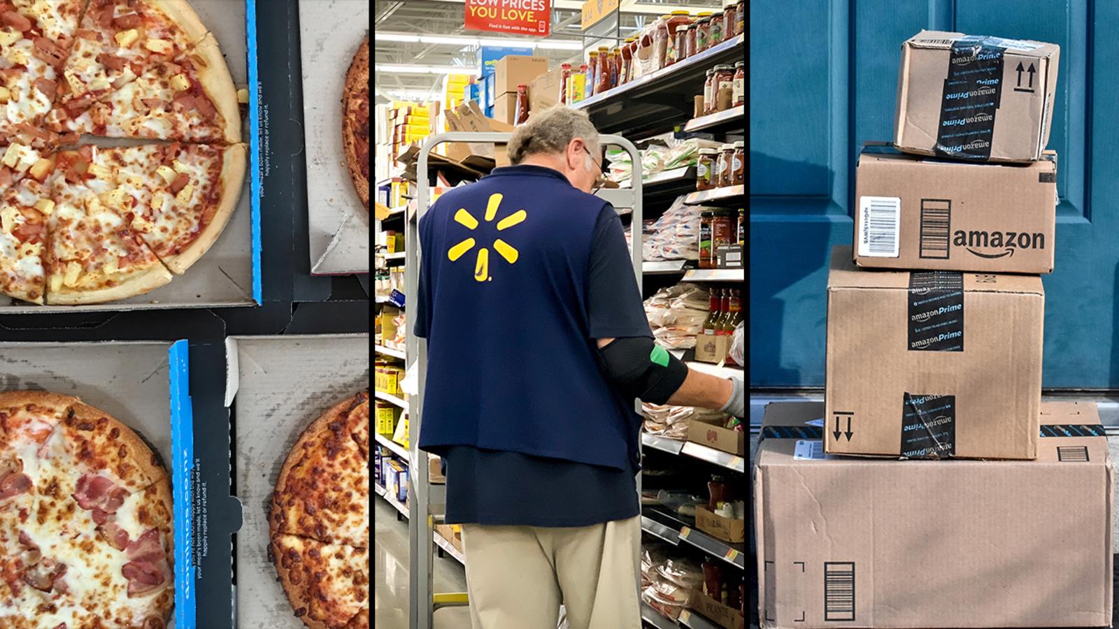 Jobs Hiring During Coronavirus Pandemic Include Walmart Papa John S Amazon Abc7 New York