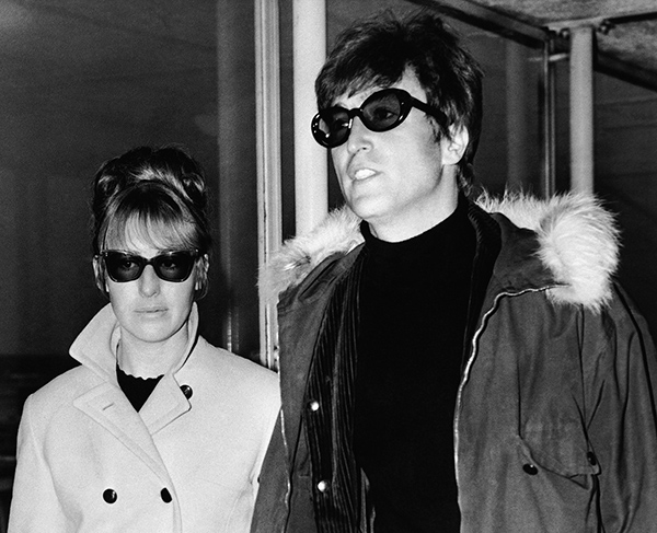 <div class='meta'><div class='origin-logo' data-origin='none'></div><span class='caption-text' data-credit='AP Photo'>Cynthia Lennon, the first wife of Beatles great John Lennon, died Wednesday, April 1, 2015, at her home in Spain. She was 75.</span></div>