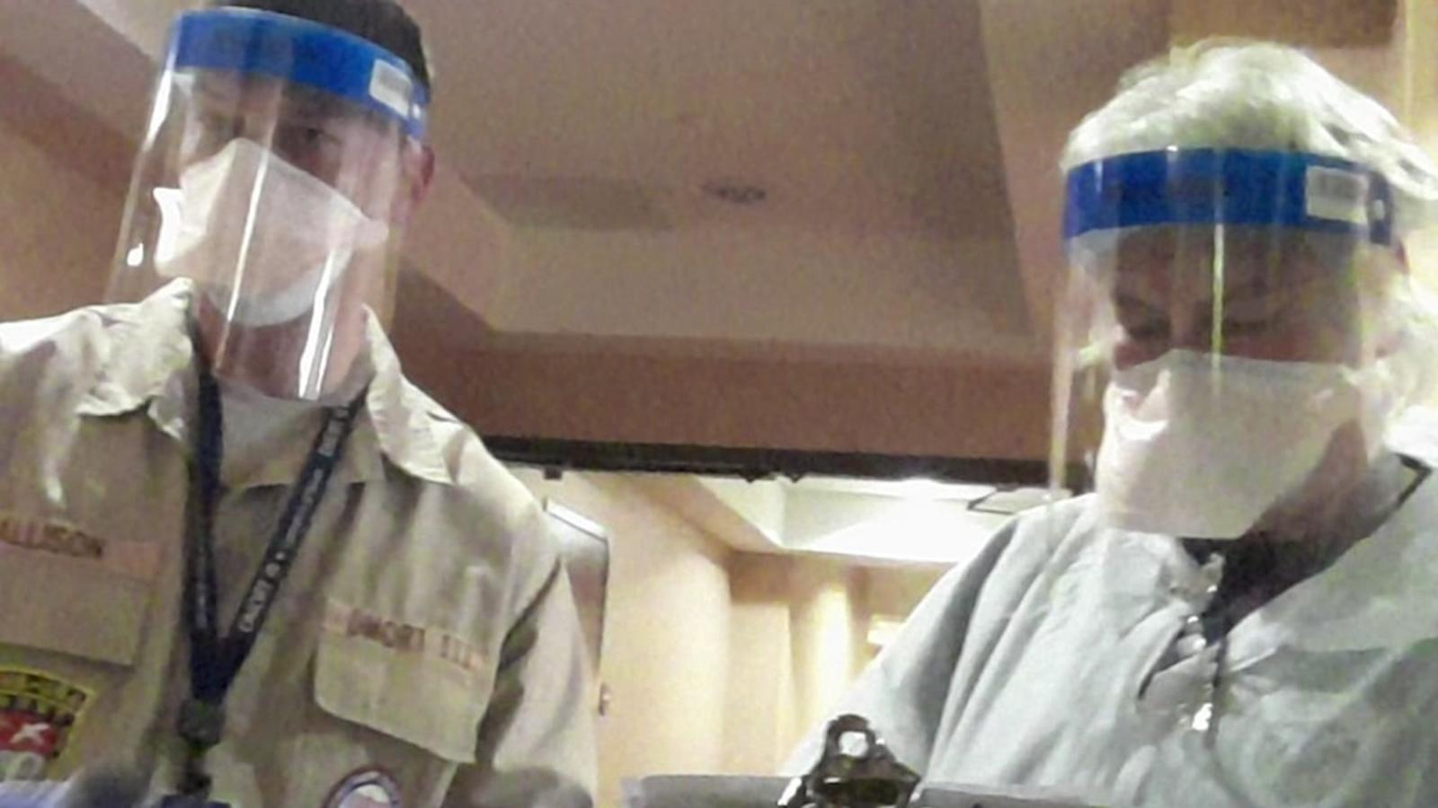Coronavirus update: Grand Princess cruise passenger shares her story from quarantine at Travis AFB