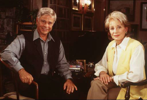 """<div class=""""meta image-caption""""><div class=""""origin-logo origin-image """"><span></span></div><span class=""""caption-text"""">This is an undated photo of ABC News """"20/20"""" co-anchor Barbara Walters and Jim Bakker. (AP Photo/ ANDREW SEMEL)</span></div>"""