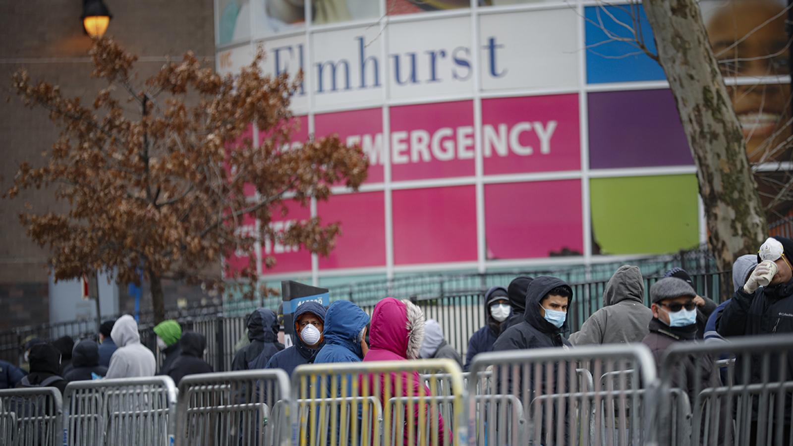 13 coronavirus patients die at same New York City hospital in 24 hours