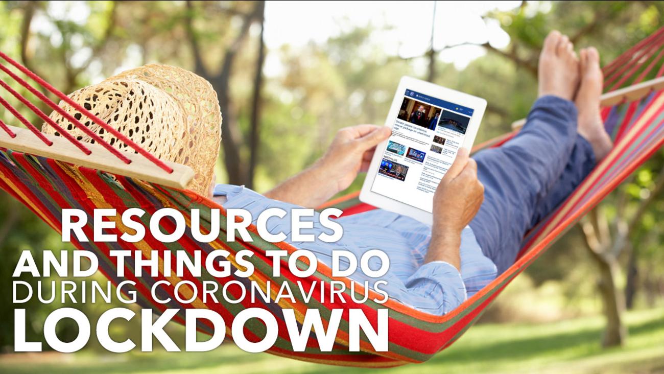during things lockdown covid coronavirus virtual self relief isolation races resources philadelphia corona quarantine aptitudes activities learn different pennsylvania 1280