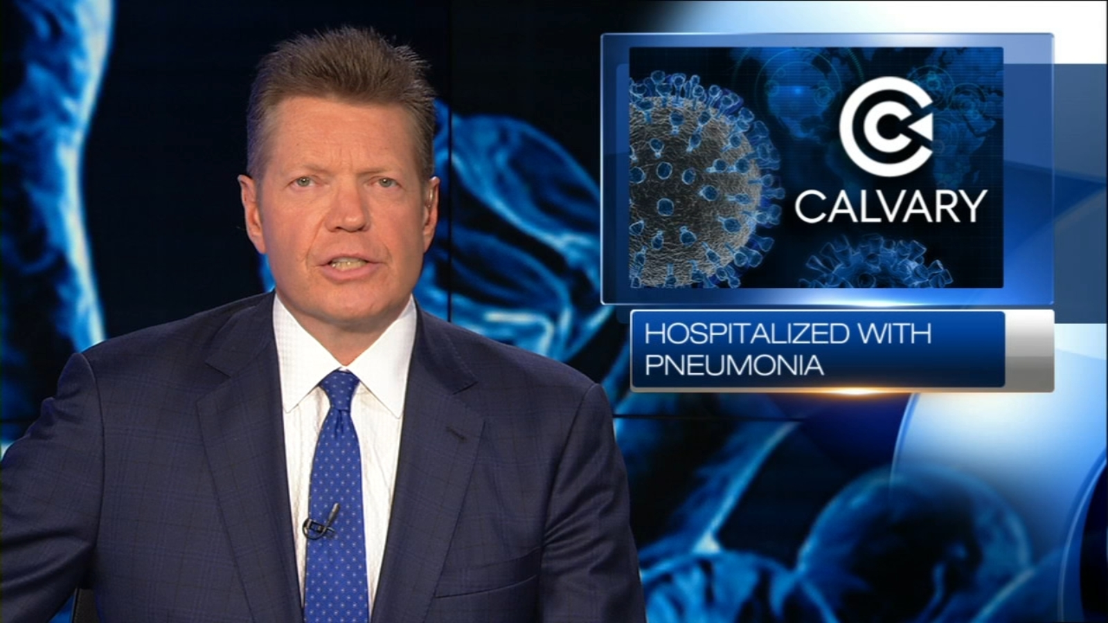 Naperville Calvary Church pastor hospitalized after positive coronavirus test
