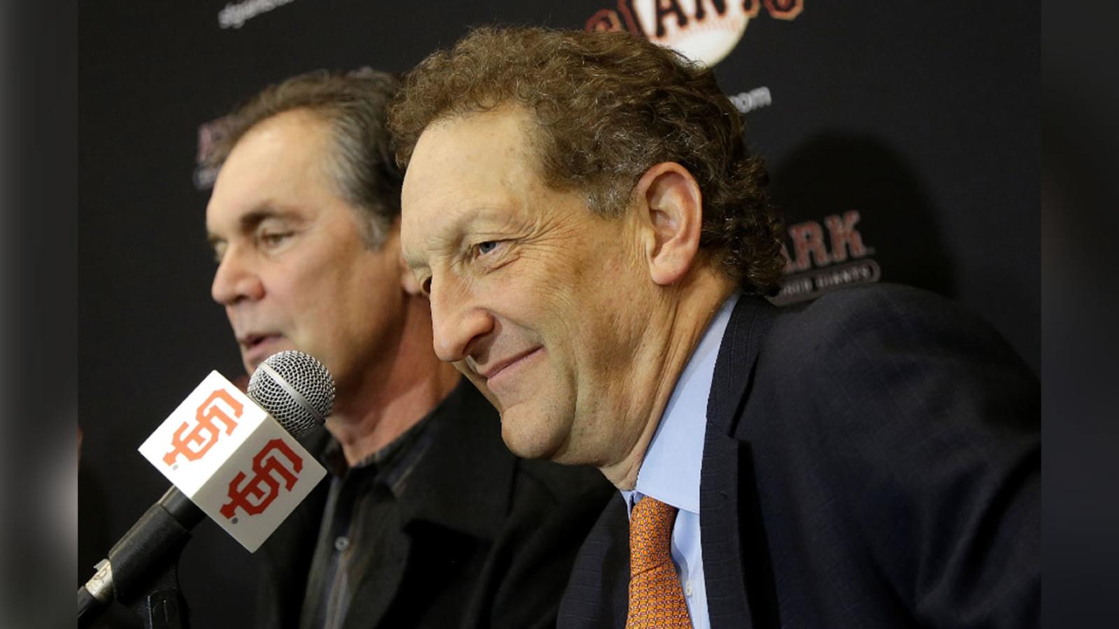 SF Giants CEO Larry Baer talks healing power of baseball, 'no magic date' for return of MLB