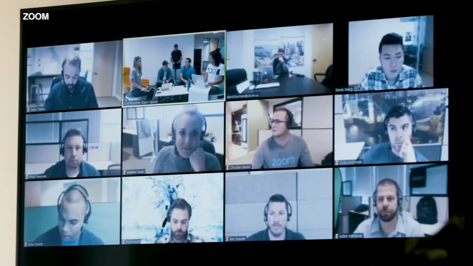 Zoom to make passwords, waiting rooms default after video chat hacking, hijacking reports