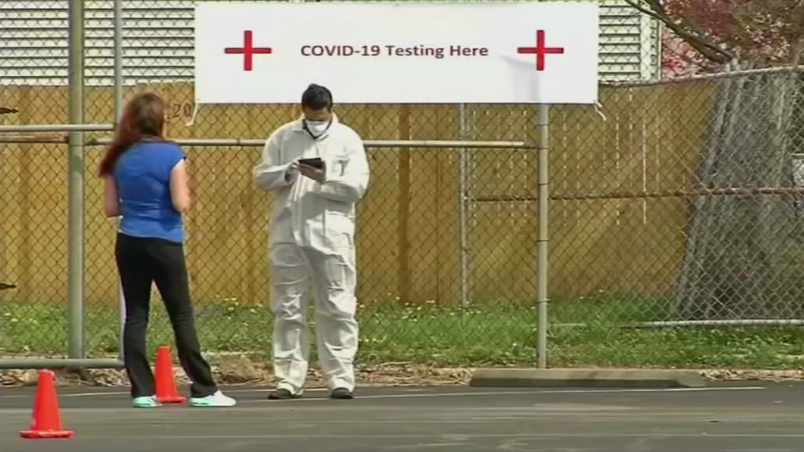 Coronavirus scammers use fake 'pop-up' COVID-19 testing locations ...