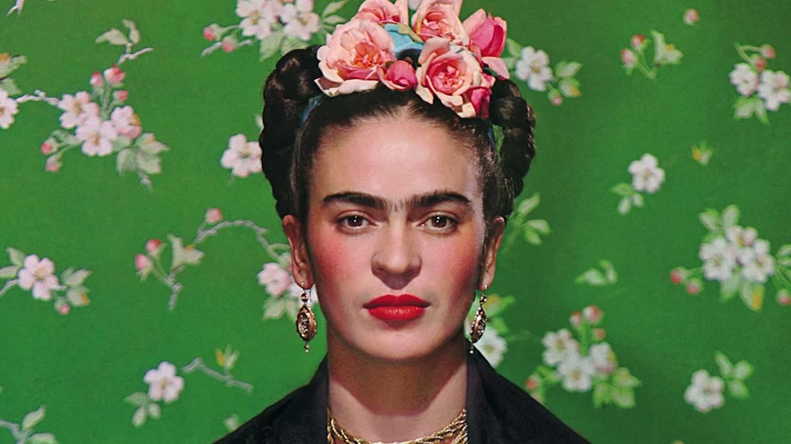 Coronavirus impact: Behind-the-scenes look at Frida Kahlo exhibit at San Francisco's de Young Museum - ABC7 San Francisco