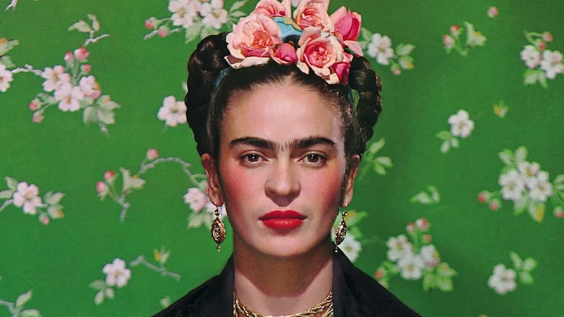 Coronavirus impact: Behind-the-scenes look at Frida Kahlo exhibit ...