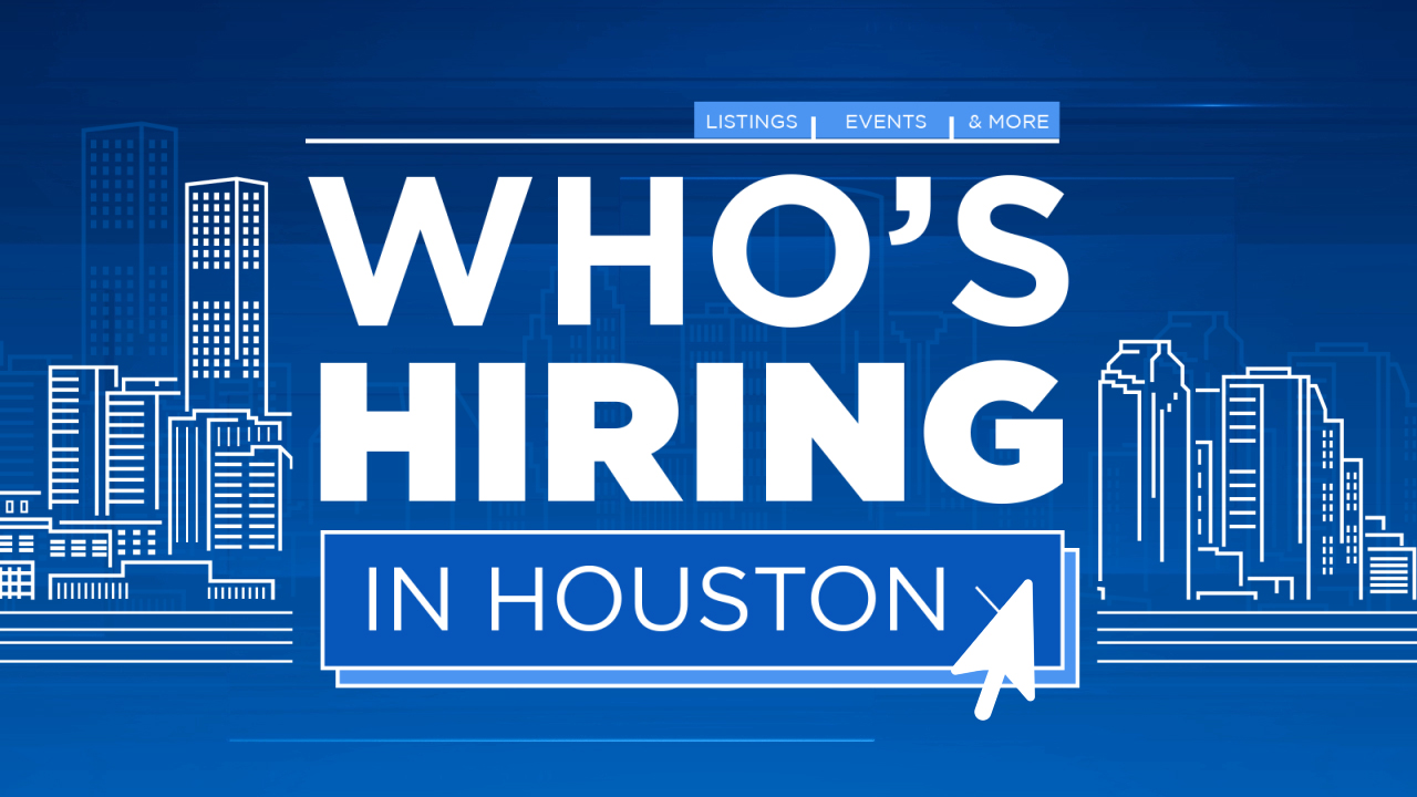 HELP WANTED: This is who's hiring in Houston